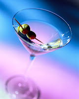 Photo of a Dry Martini