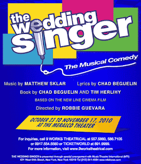 The Wedding Singer:The Musical Comedy