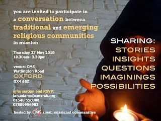 religious communities conversation