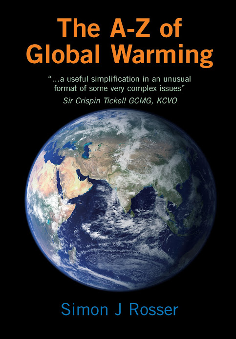 A-Z of Global Warming Blog.