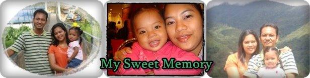 My Sweet Memory...
