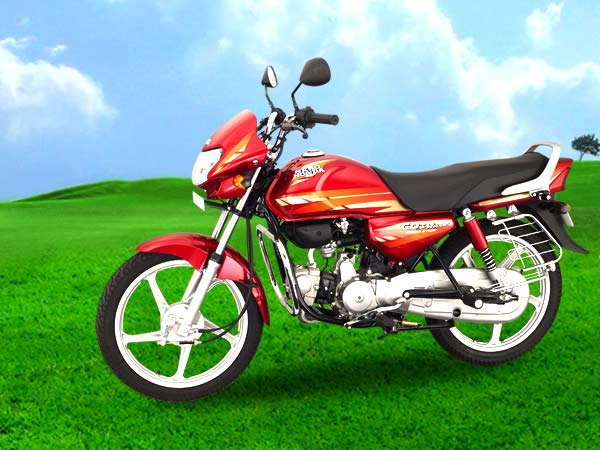 Bike company:- Hero Honda