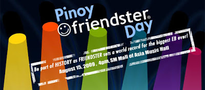 Pinoy Friendster Day