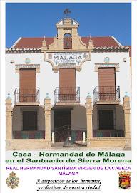 Casa Hdad. de Málaga en Sierra Morena.