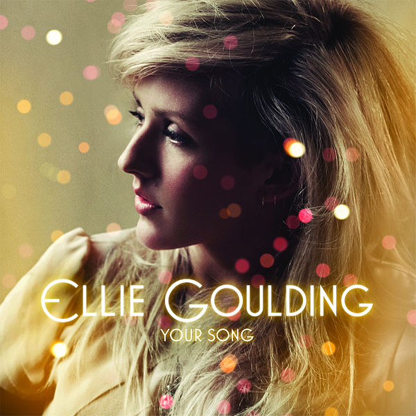 ellie goulding your song single. La cantante Ellie Goulding