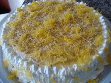 Torta fina de nozes