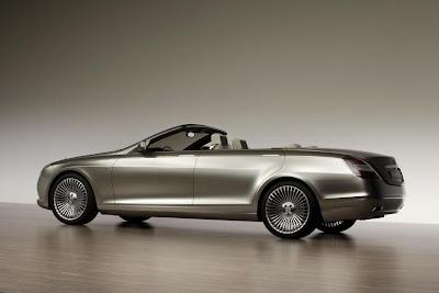 Mercedes Benz Ocean Drive Concept
