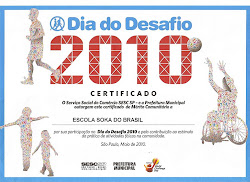 CERTIFICADO DIA DO DESAFIO