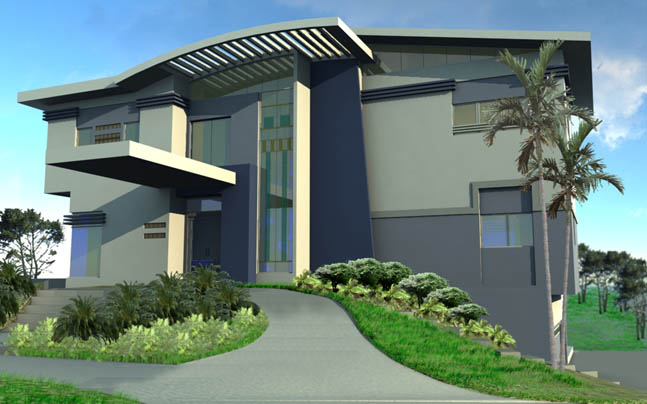 3D Home Design Plan Home Design