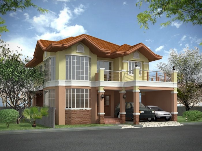 3D House Design in Philippines