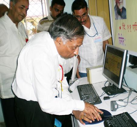 सोबत श्री शिवाजी शिक्षण संस्था,अमरावतीचे अध्यक्ष मा.अरुणभाऊ शेळके :
