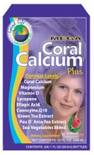 Mega Coral Calcium Plus