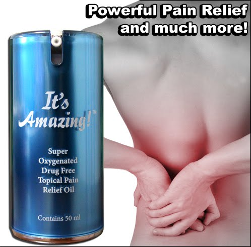 Order It's Amazing Pain Relief ~ Click Here