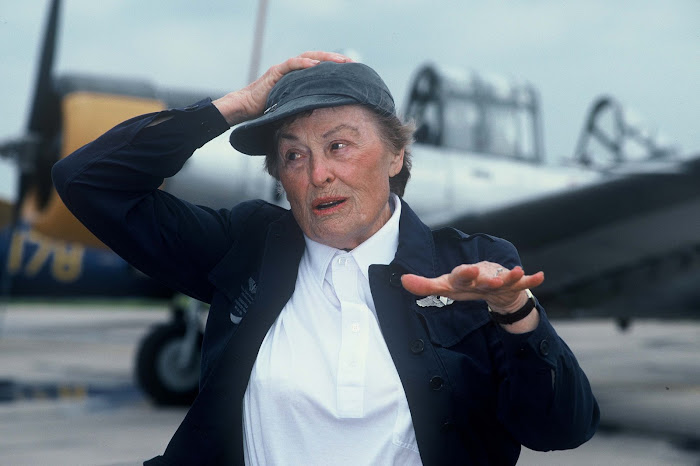 WASP Pilot Ginny Trumbull