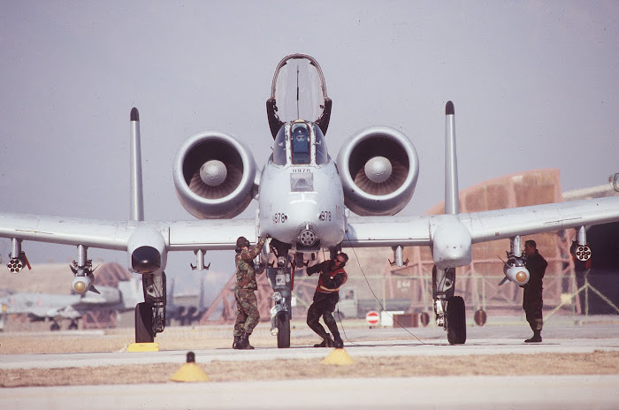 A-10 Munitions Arming
