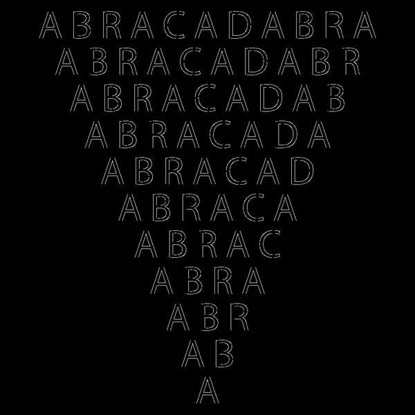 abracadabra zine