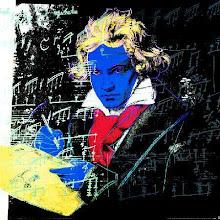 Também Beethoven...