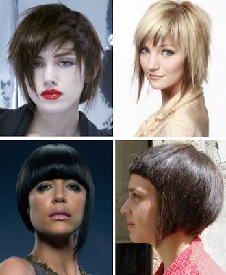 Для блондинок с короткими волосами