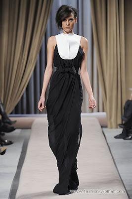 giambattista valli osen zima 2010 2011 Вечірні сукні (фото). Вечірні плаття від знаменитих Будинків Мод