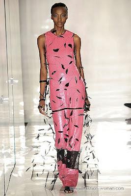 chado ralph rucci osen zima 2010 2011 2 Вечірні сукні (фото). Вечірні плаття від знаменитих Будинків Мод
