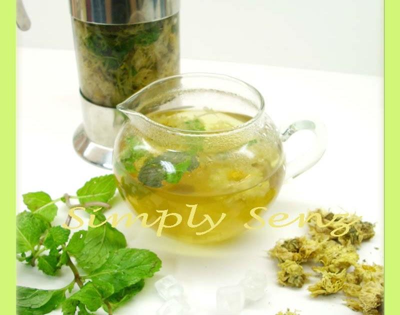 Chrysanthemum Tea Drink Restaurant In Corona Ca