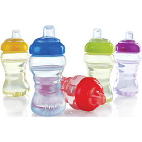 Babes And Kids Nuby Sippy Cups