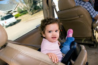 Child Safety Seat and Seat Belts