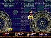 . día libre, Minnie es secuestrada por la malvada Mizrabel y llevada a su . (mickey mouse castle of ilusion )