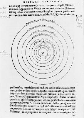 De revolutionibus orbium coelestium