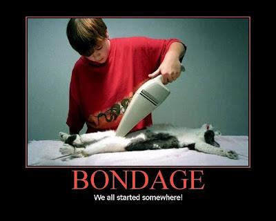 Wierd Bondage