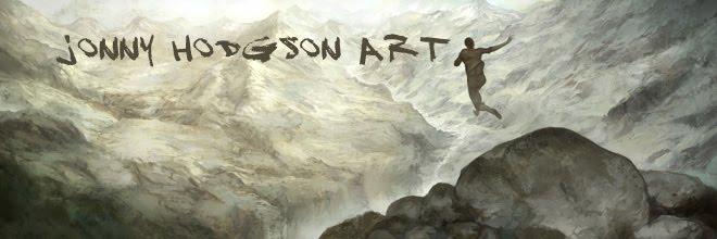 Jonny Hodgson Art