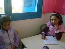 Les merveilleuses Nour et Zeineb!