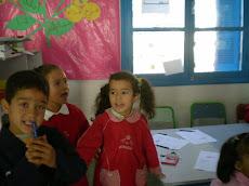 La super Manar du pré-scolaire et ses amis
