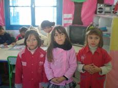 Chehed , Ghaya et Nour du préscolaire!