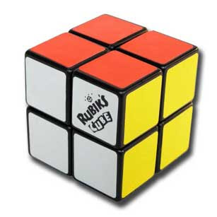 video rubik 2 x 2