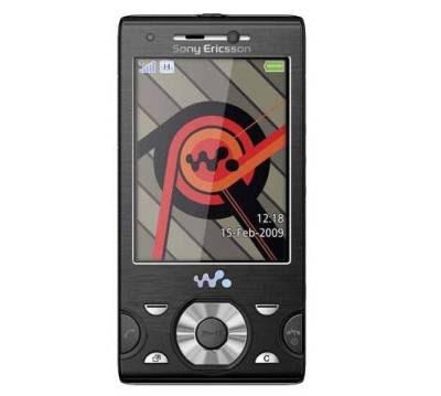 Sony Ericsson W995 Walkman Front