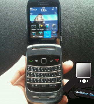 BlackBerry 9760