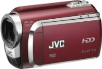 JVC Everio GZ-MG630 60GB Standard Def Camcorder (Red)