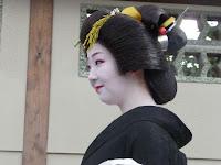 稲穂のかんざし髪飾