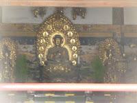 宇多法皇がこの寺を住居としたことから、「御室御所」と呼ばれるようになった