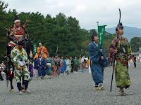 室町時代の武士の装束