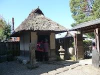 20年ぶりに開門した芭蕉堂