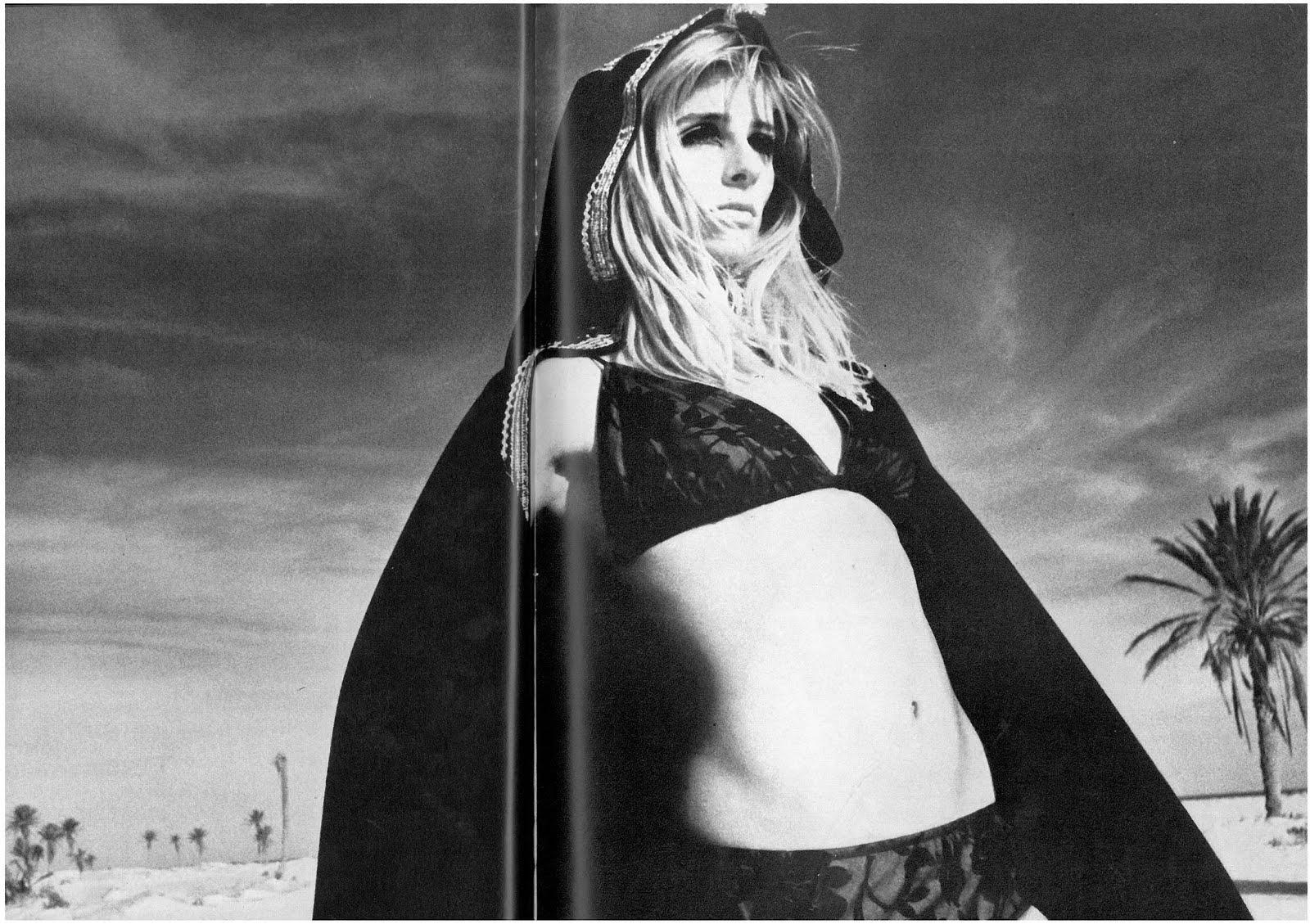 Jenny Boyd Model