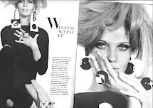 Edie Sedgwick Vogue 1966