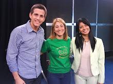 Pastora Marcioni Garcia (ao centro)