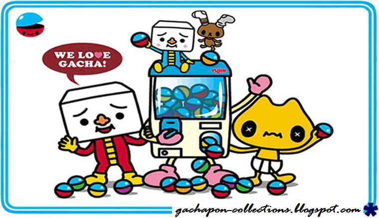 Welcome to Gachapon-Collections!