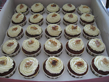 Moist Carrot Walnut With Cream Cheese Topping RM 65.00 1 set