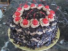 German Black Forest  9'' RM 60.00