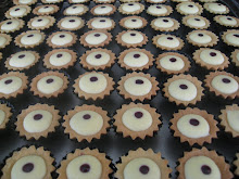 Mini Blueberry Cheese Tart