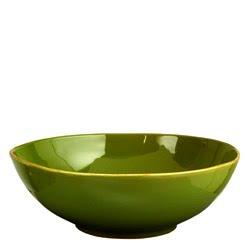 Hand Painted Basil Bowl